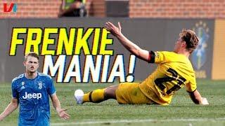 Messi Kijkt Handenwrijvend Uit Naar Samenspelen Met Frenkie de Jong!