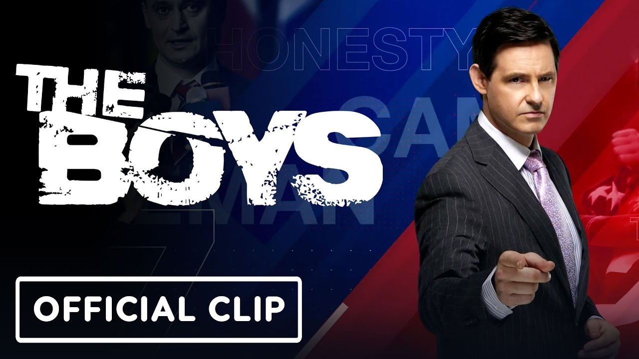 Download The Boys: Vought News Network - Official Seven on 7 with Cameron Coleman Clip (September 2021)
