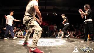 ILLUSION OF EXIST vs NARUTO | BATTLE CRY 2012
