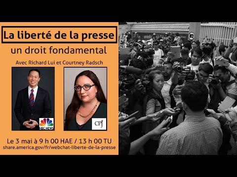La liberté de la presse: un droit fondamental