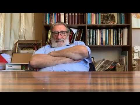 Rabbi Dr Dovid Refson- Ner Tamid Initiative