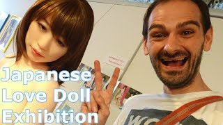 Japanese Love Doll Exhibition
