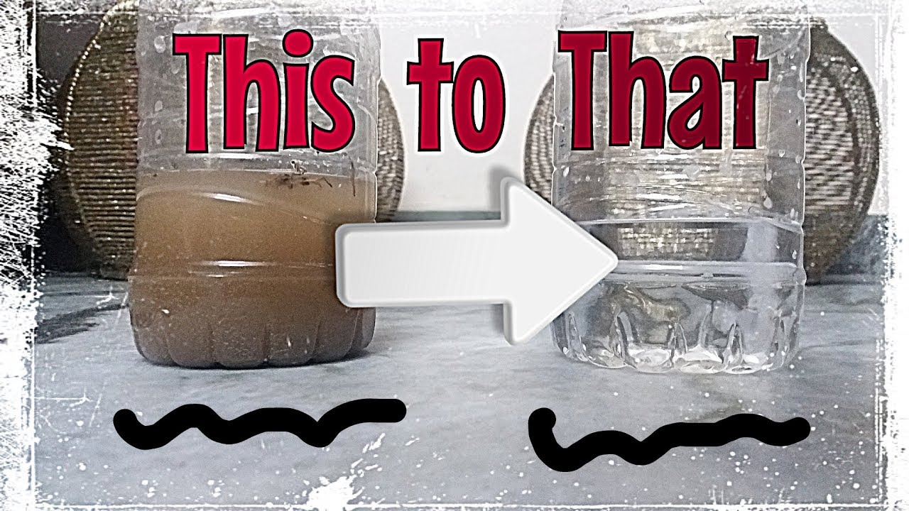 How To Make Solar Water Purifier (DIY)   !!!
