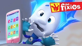 The Fixies ★ My Smart Phone Game SONG + More Full Episodes ★ Videos For Kids | Fixies Special