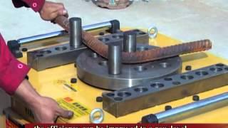 Оборудование для работы с арматурой(Оборудование для резки и гибки арматуры - http://fixwert.ru., 2012-09-13T09:21:24.000Z)
