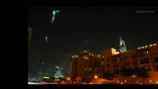 Burj Dubai - November '08 Update