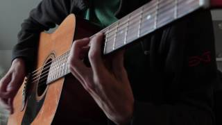Gambar cover Metallica - Fade To Black [acoustic guitar cover]