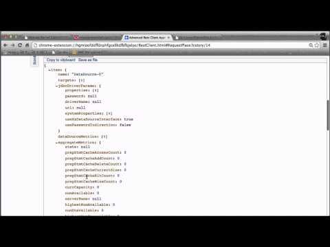RESTful Configuration Part I - WebLogic 12 1 3 - YouTube