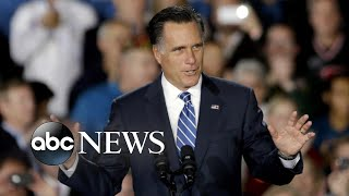 Mitt Romney announces he underwent treatment for prostate cancer