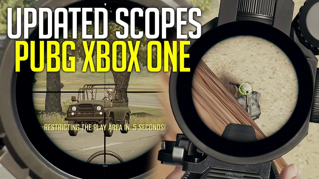 Config Pubg Hdr 0 7 0: New Settings, Scopes & More