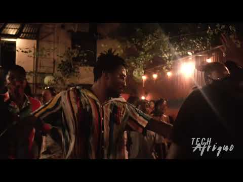 Tech Afrique NYC - Black To Dance