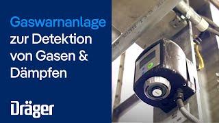 Einführung in Dräger Gas Detection Systems
