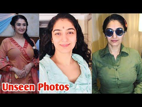 Real Life Unseen Pics of Neha Mehta aka Anjali Bhabhi of TMKOC