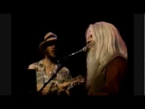 Leon Russell - Wild Horses (Live)