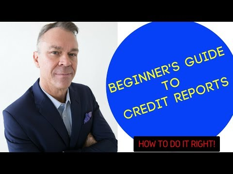 CreditSense | Beginner's Guide to Credit Reports