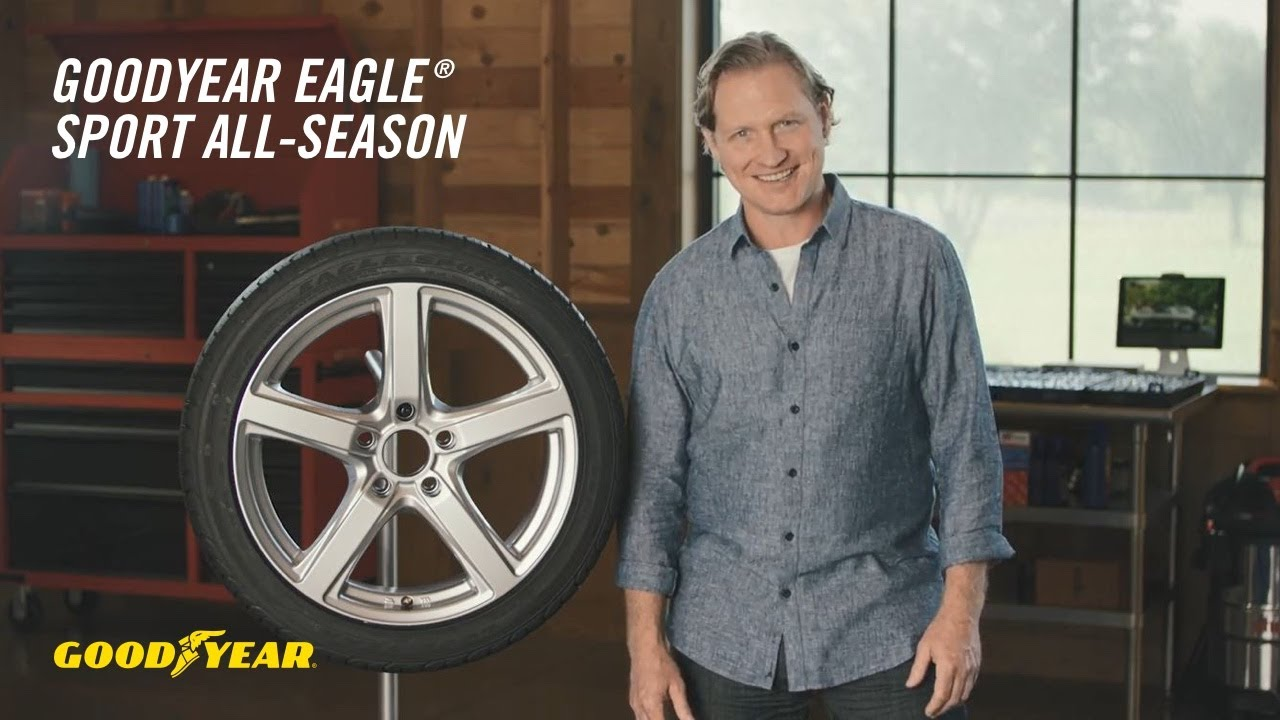 Goodyear Eagle Sport All Season Review >> Goodyear Eagle Sport All Season Tire Product Review