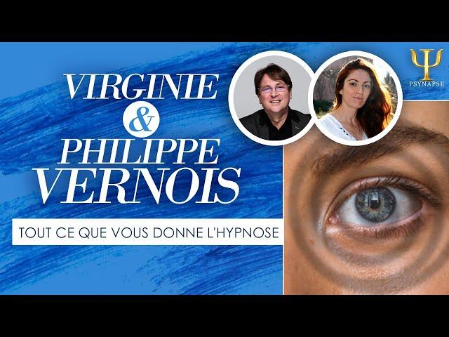 Apports de l'Hypnose | Virginie et Philippe Vernois