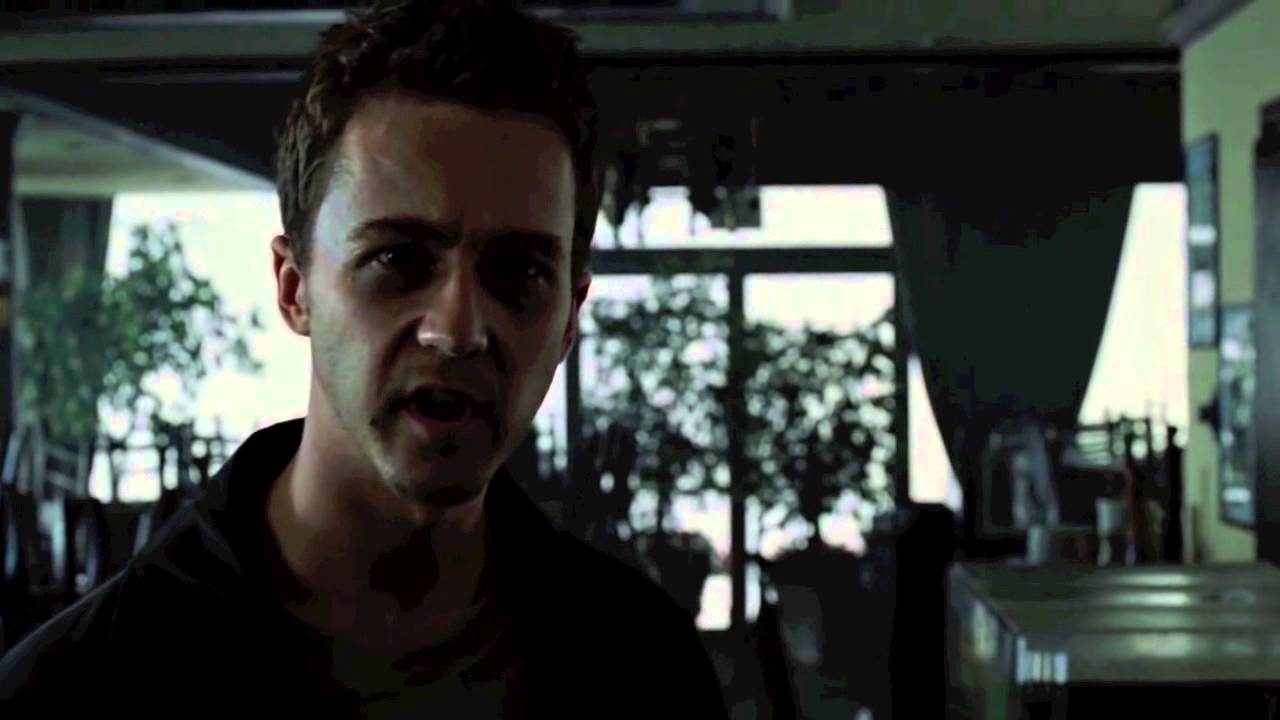 dissociation identity disorder in david finchers fight club Fight club genre: drama dissociative disorders, personality disorders, stress and coping  does edward norton accurately portray dissociative identity disorder.