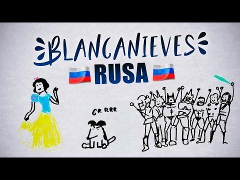 Blancanieves Rusa | CANCIÓN Parodia | Destripando la Historia