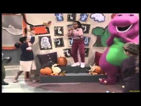 Barney Music Video: Itsy Bitsy Spider