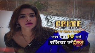 Crime Alert II Honeymoon In Russia II Tomorrow @ 10 PM on Dangal TV