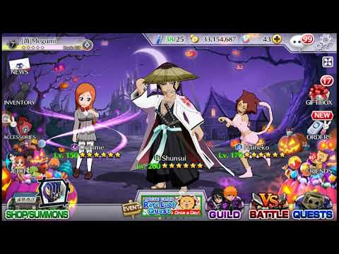Bleach Brave Souls / Открываем 6* Beginner's choose Ticket