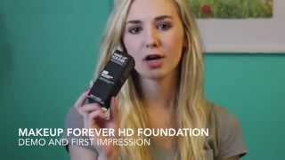 HD makeup forever foundation Thumbnail