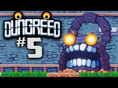Dungreed - BOOMERANG! - Let's Play Dungreed Gameplay Part 5 ( 2D Rogue-LITE)
