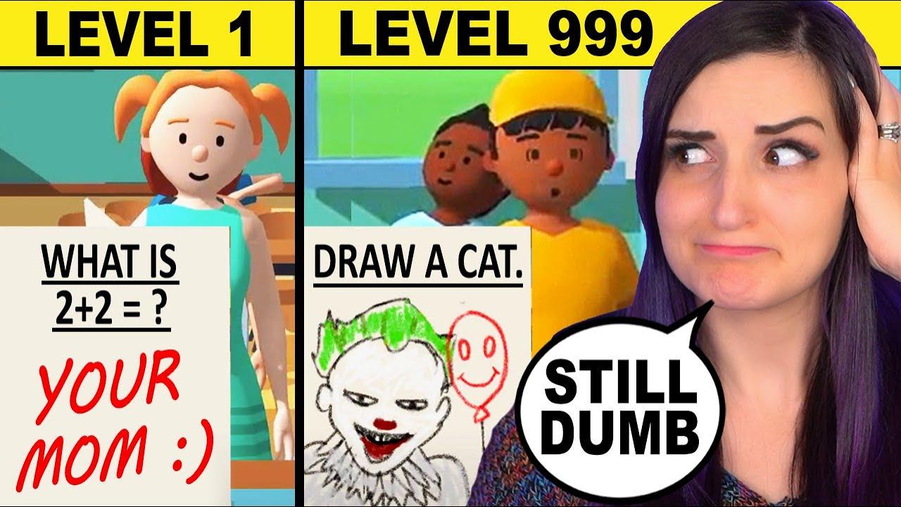 Download I Tried to Teach DUMB Kids AGAIN ...but I'm STILL Pretty Dumb