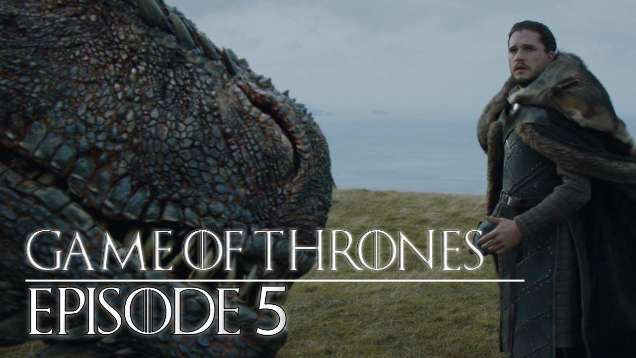 Game Of Thrones Staffel 7 Folge 5