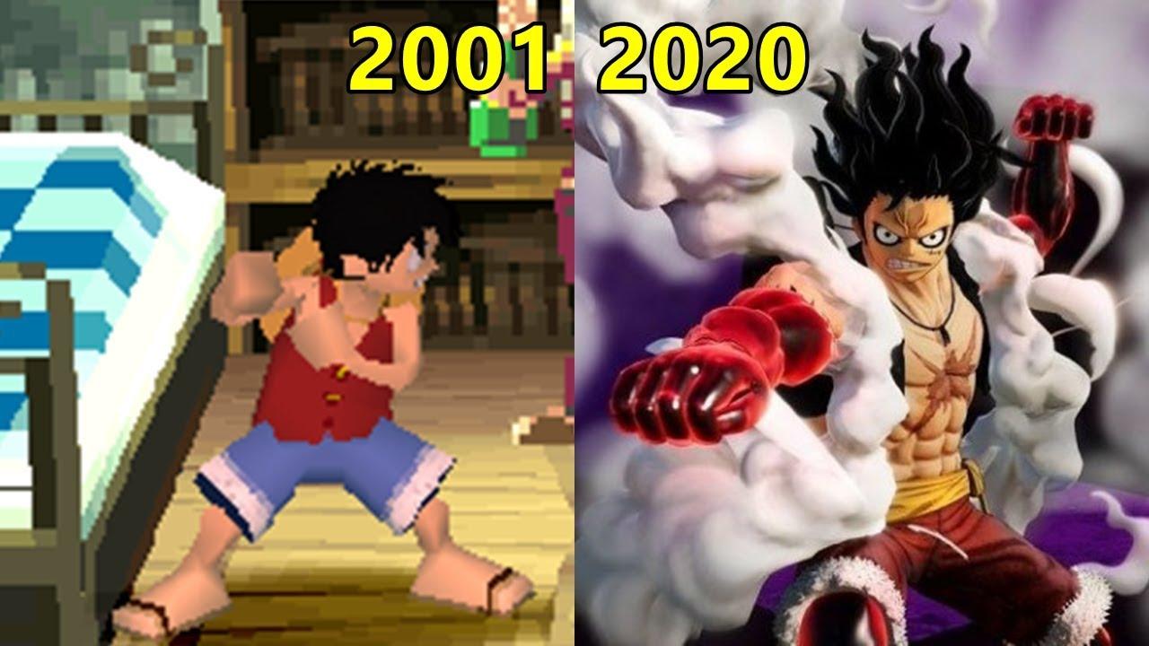 One Piece Evolution 2001-2020 (Ps, Xbox, Pc)
