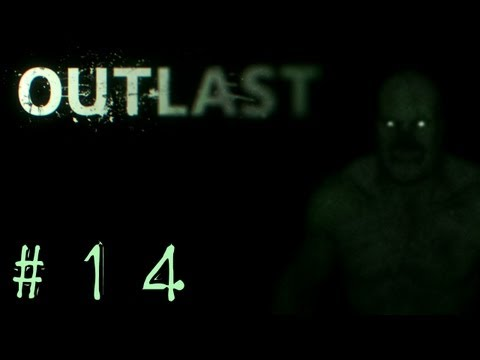 Outlast Gameplay w/ Face Cam - Part 14 - I CRY!!! (PC Gameplay / Commentary)