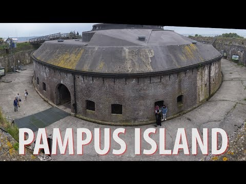 Pampus Island Amsterdam- Fort & Food Festival