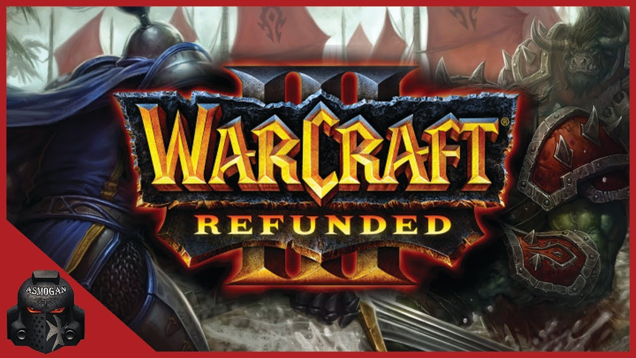 Warcraft III Reforged is a Disaster - YouTube