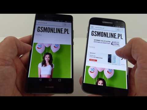 Huawei P9 Lite Versus Samsung Galaxy S7