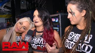 Baixar The Riott Squad reveal what will make them happy: Raw Exclusive, Aug. 20, 2018