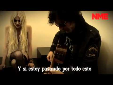 Just Tonight - The Pretty Reckless (Traducida al español)