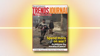 """Gerald Celente - Trends In The News - """"The New Trends Journal: History Before It Happens""""-(11/16/15)"""