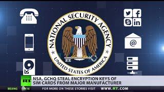 (NSA) has eyes in every digital communication'