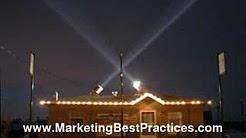 Marketing Ideas - Searchlights