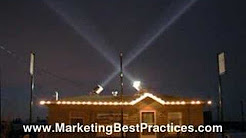 Marketing Ideas - Searchlights