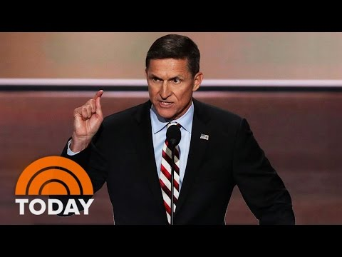 Donald Trump Asks Michael Flynn To Be National Security Adviser, Raising Eyebrows | TODAY