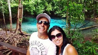 Top Hidden Treasures in Krabi, Thailand - Hot Spring, Blue and Emerald Pool