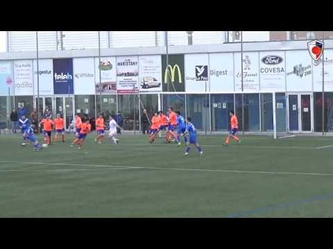 Resum CF Badalona - AE Josep Maria Gené (16/17)
