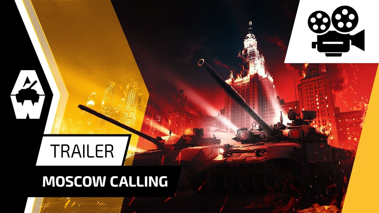 Armored Warfare - Moscow Calling Trailer