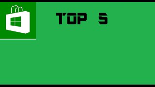 Top 5 Games you can get on the Windows Store
