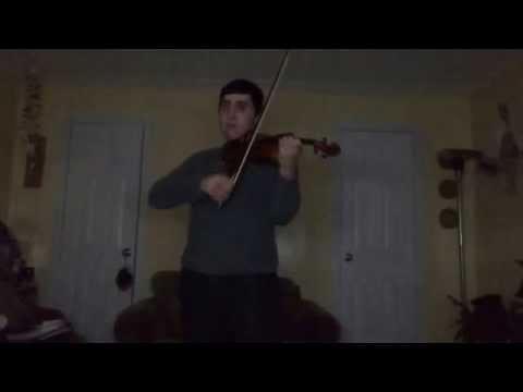 Avatar State - Legend of Korra Violin Cover DVC #9