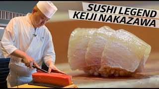 How Master Sushi Chef Keiji Nakazawa Built the Ultimate Sushi Team - Omakase