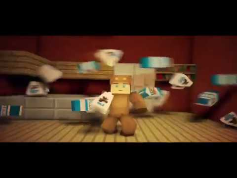 "♫ ""MOOSE""   Minecraft Parody of Panda by Desiigner Music Video ♫ 1"