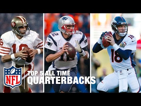 Top 5 QBs Of All-Time: Where Does Peyton Manning Rank? | NFL Now